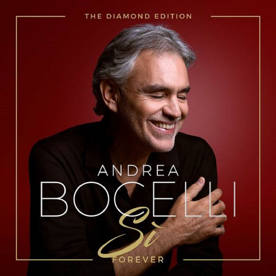 "ANDREA BOCELLI - ""SI FOREVER: THE DIAMOND EDITION"""