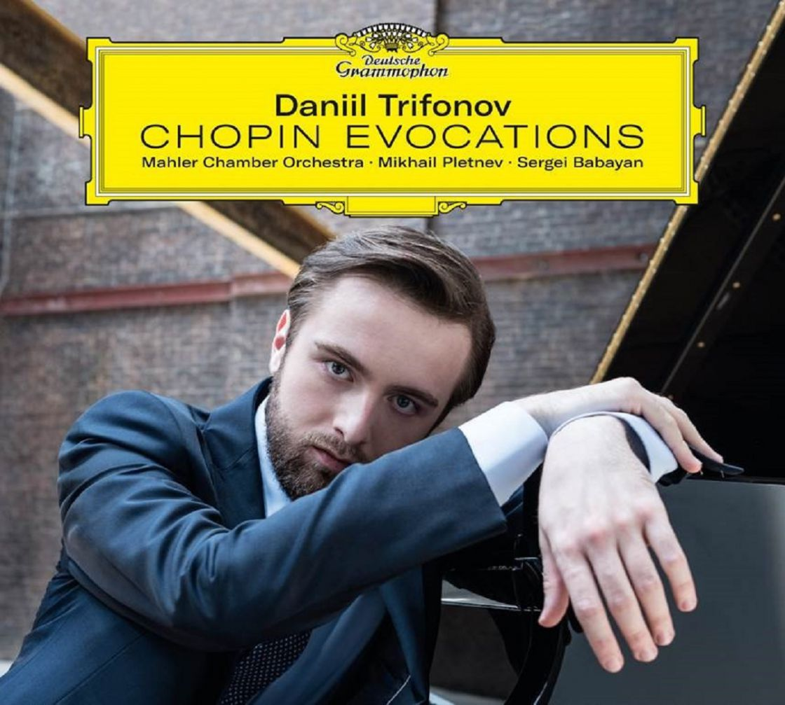 "Daniil Trifonov ""CHOPIN EVOCATIONS"""