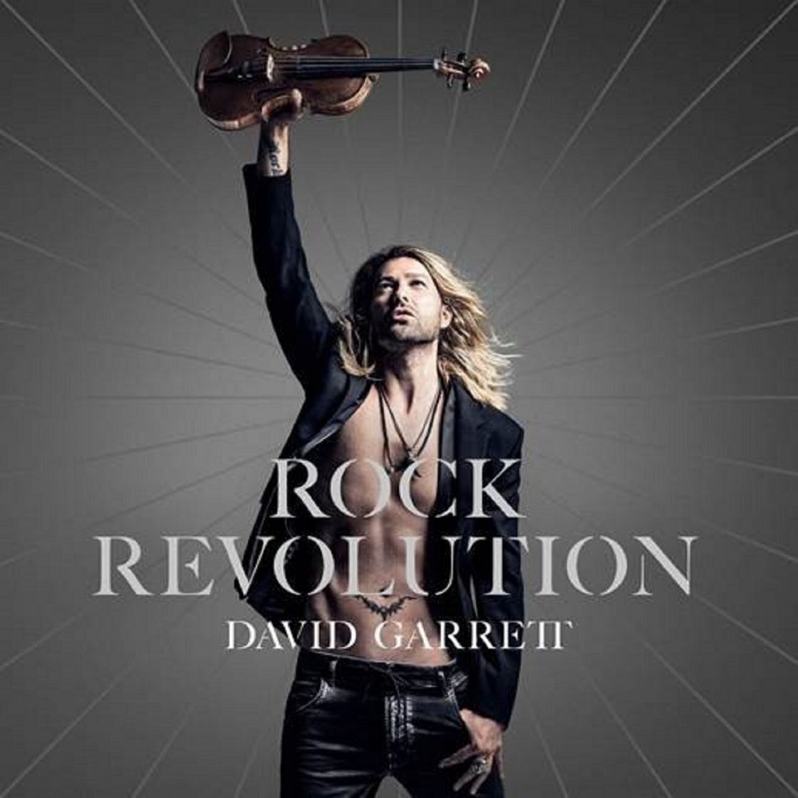 David Garrett Rock Revolution