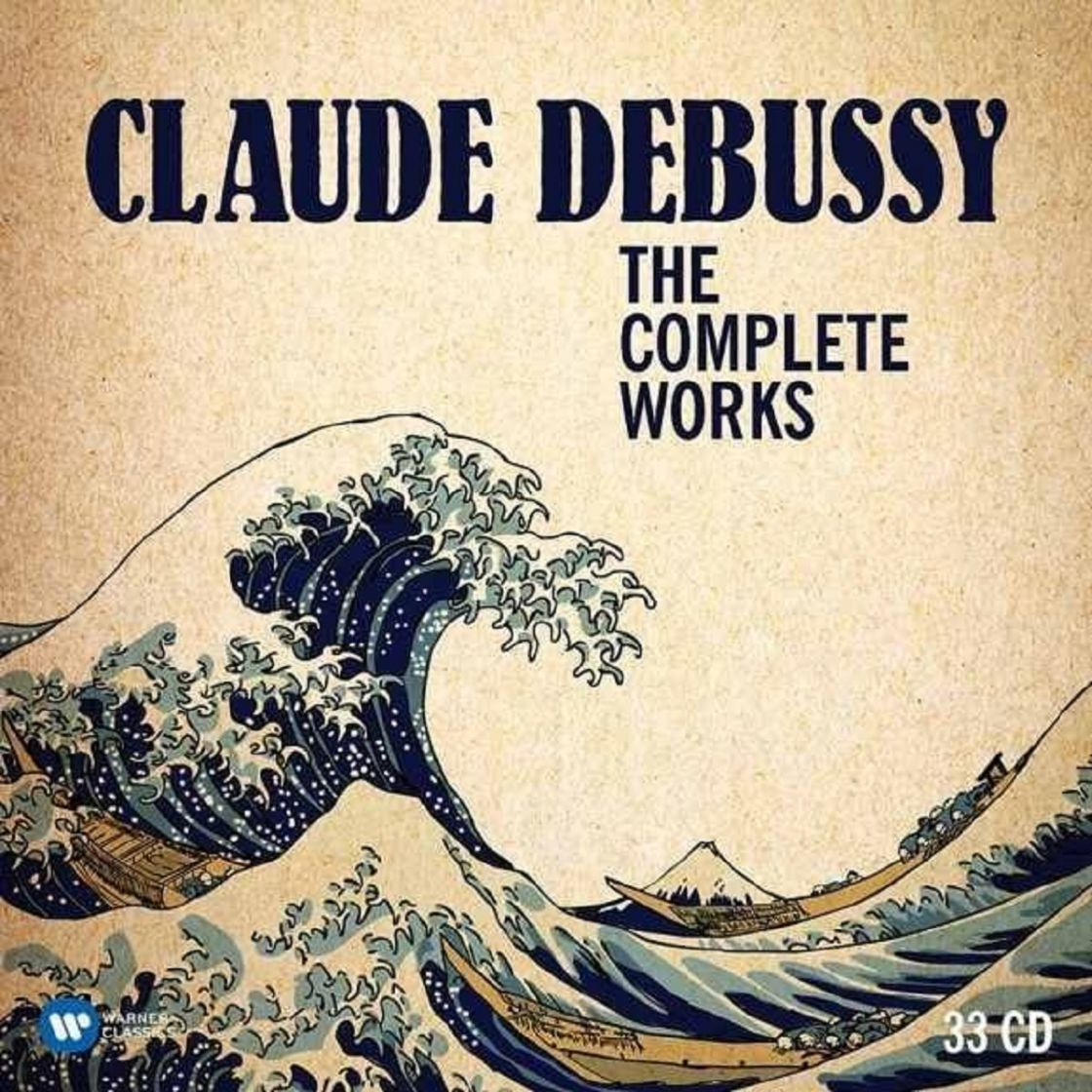 CLAUDE DEBUSSY - THE COMPLETE WORKS