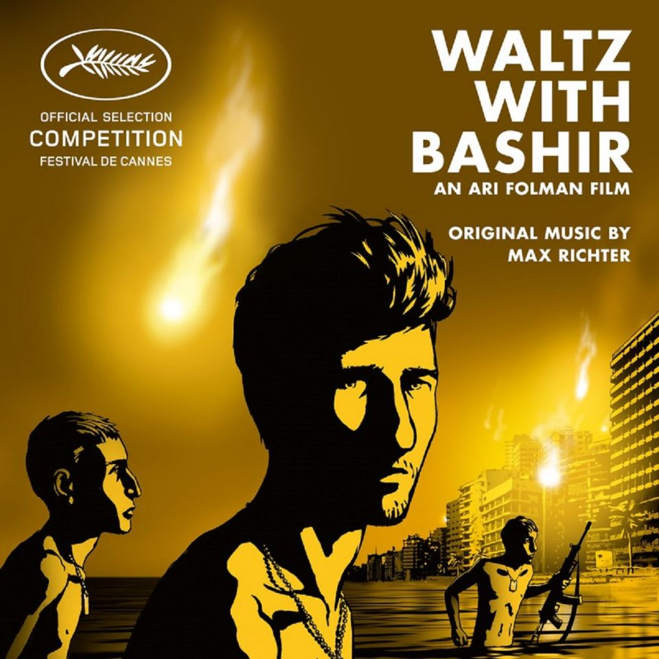 MAX RICHTER - WALTZ WITH BASHIR (OST)