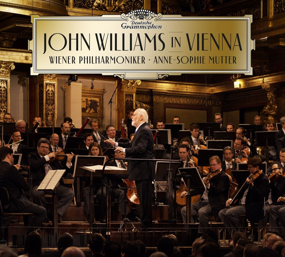 """JOHN WILLIAMS IN VIENNA"""