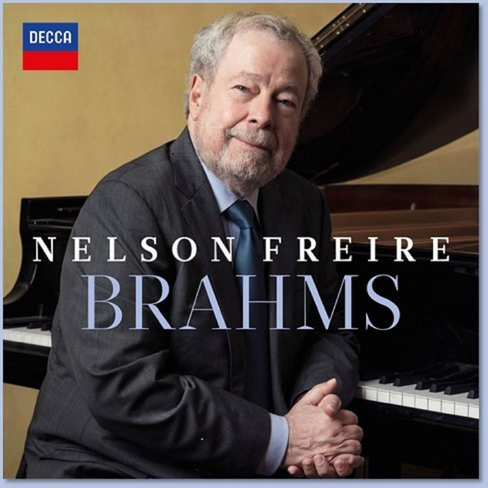 Nelson Freire - Brahms
