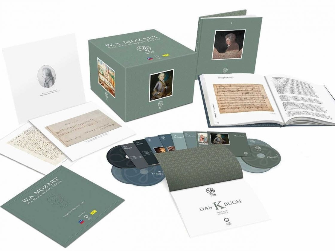 Mozart 225 – The New Complete Edition