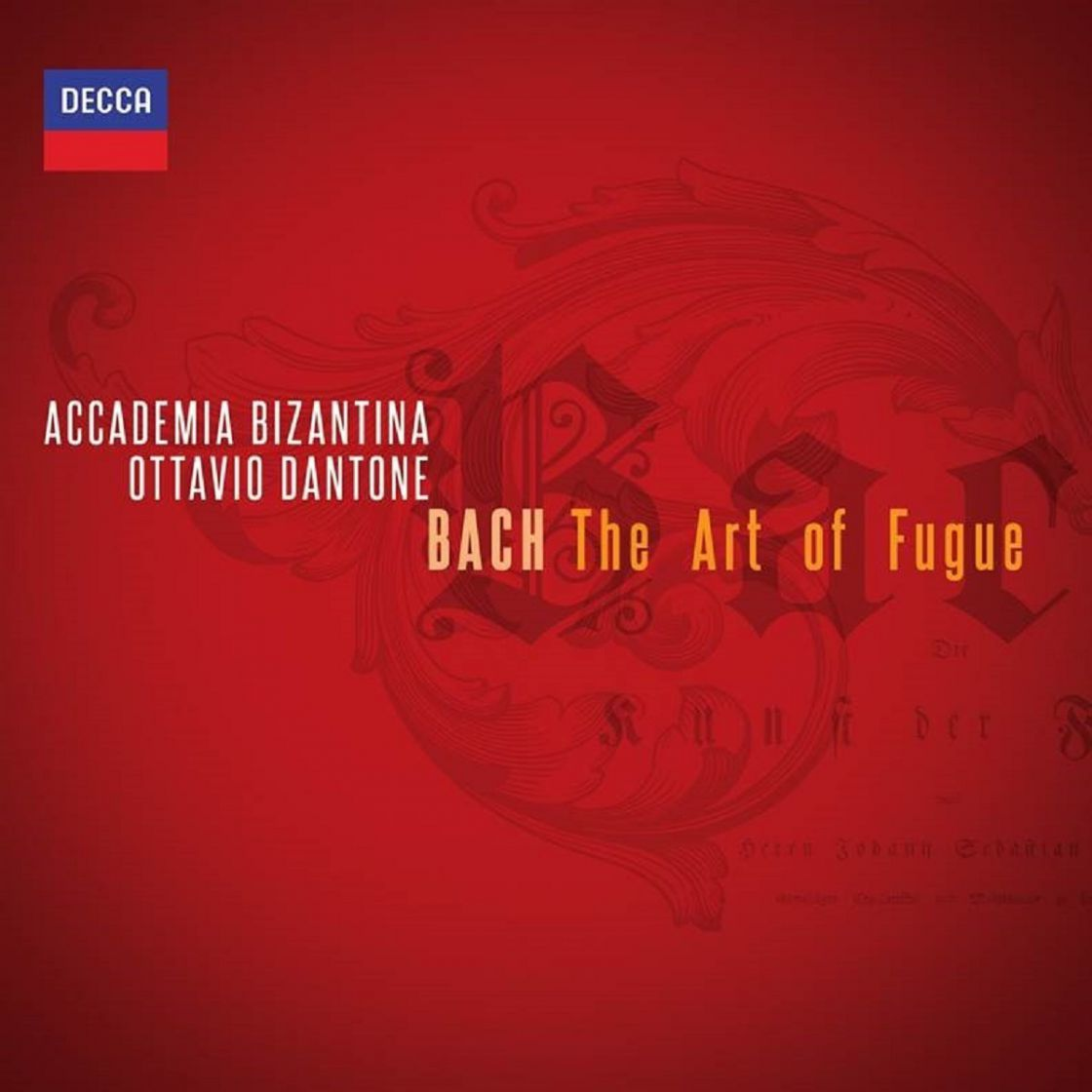 "Accademia Bizantina ""Bach: The Art of Fugue"""