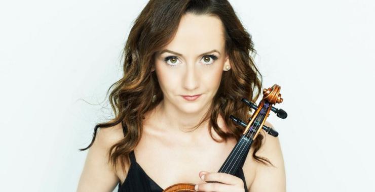 Z Agatą Szymczewską nie tylko o Koncercie Mendelssohna