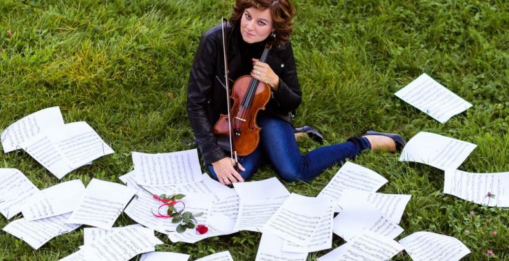 Z Anną Gutowską nie tylko o muzyce