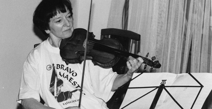 """Wanda Wiłkomirska: """"Miałam piękne życie"""" - część III"""