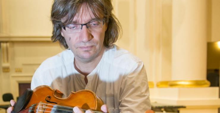 Z Piotrem Pławnerem nie tylko o koncercie w Filharmonii Podkarpackiej
