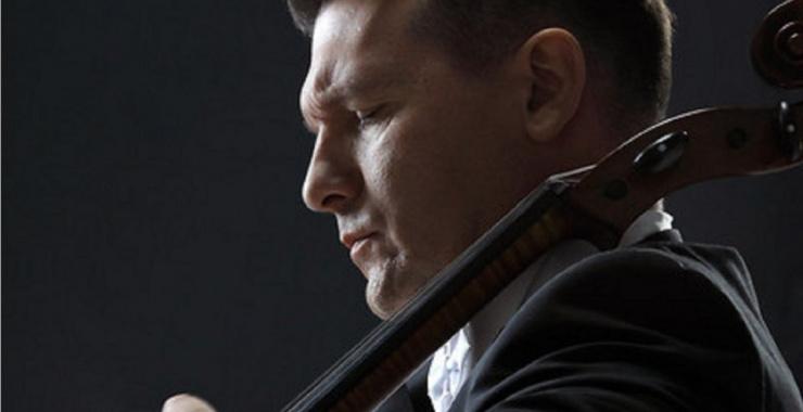 """Tomasz Strahl: """"Zawsze chciałem być solistą i to marzenie się spełniło""""."""