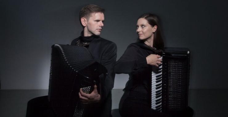 "duoAccosphere na inaugurację XV Festiwalu ""Ars Musica"" w Iwoniczu"