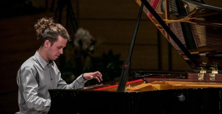 Po Konkursie w Rzeszowie mogę już myśleć o tym, że zostanę pianistą.