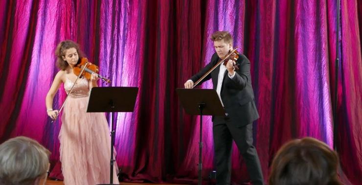 Duet skrzypcowy to wyjątkowa forma muzykowania