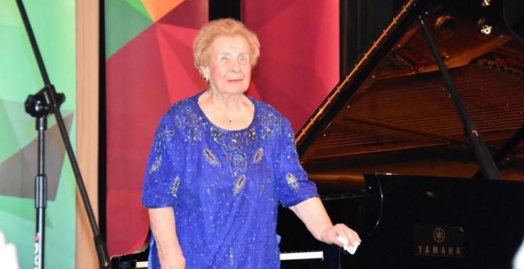 Maestra Lidia Grychtołówna zainaugurowała XIII MFP w Sanoku