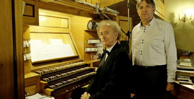 Wspaniały recital Marka Kudlickiego na Łańcuckich Wieczorach Muzyki